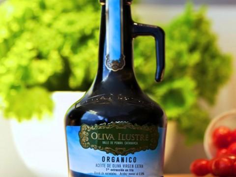 OLIVA ILUSTRE Aceite de Oliva Organico