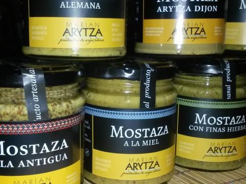 ARYTZA Aderezos Gourmet