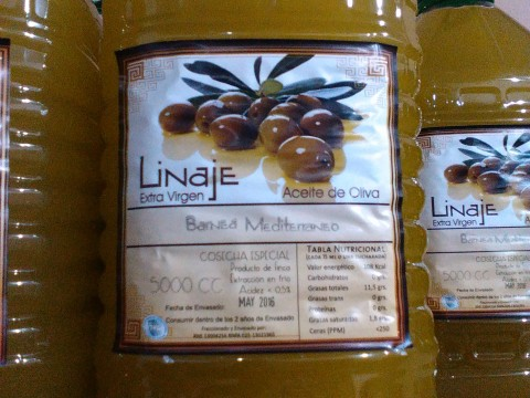 """Aceite de Oliva Virgen Extra Barnea """" Linaje"""""""
